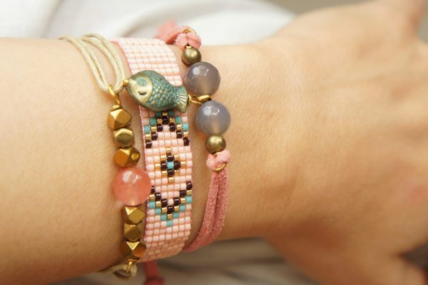 summer bracelets shiori jewelry and bags