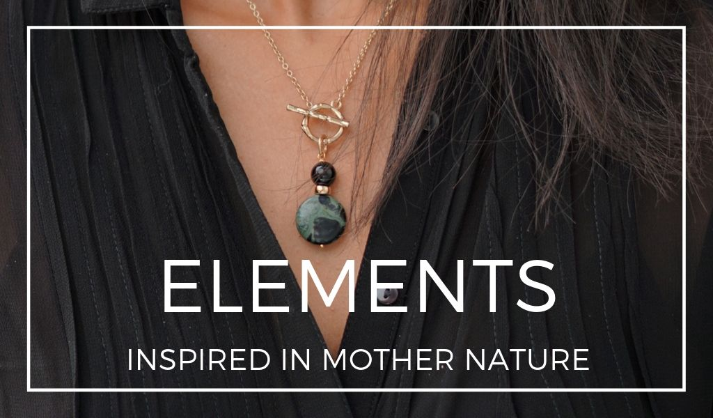 author jewelry inspired by nature